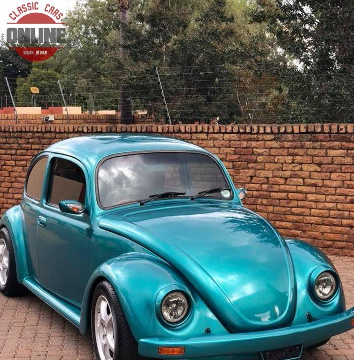Classic Cars Online » 1974 VW Beetle 1600TP Custom