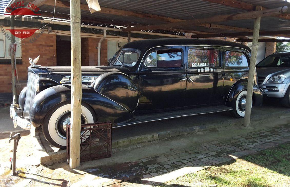 Classic Cars Online Packard Hearse