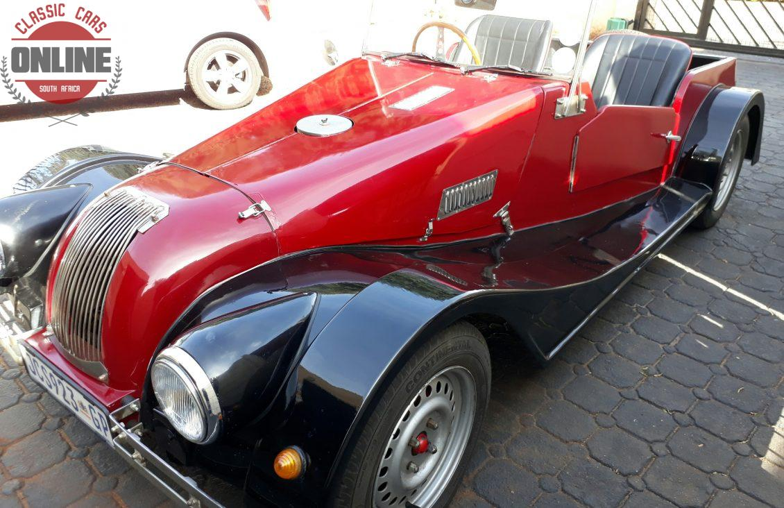 Classic Cars Online » Morgan plus 4 Replica War of the Roses