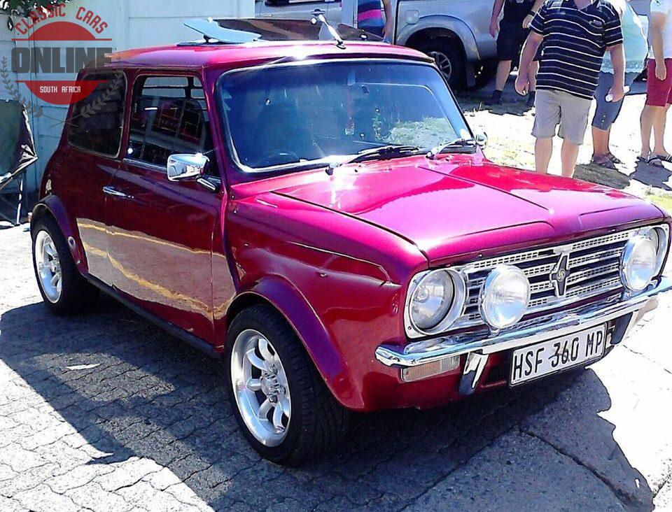 Classic Cars Online » MINI 1275 Clubman Bored to a 1380 with Racing ...